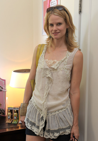 Joelle Carter Actress Joelle Carter attends the Some Kind-a Gorgeous    Joelle Carter Swimming
