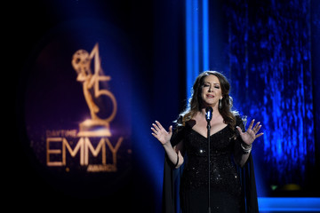 Joely Fisher 45th Annual Daytime Emmy Awards - Show