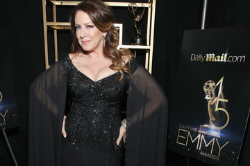 Joely Fisher DailyMail.com And DailyMailTV Trophy Room Daytime Emmy Awards 2018