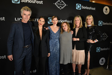 Joely Richardson Opening Night - Starz's 'The Rook' Screening And Panel At SeriesFest: Season 5