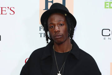 Joey Badass Room to Read Honors Sean 'Diddy' Combs & David M. Solomon for Impact on Global Education at 2017 New York Gala - Red Carpet