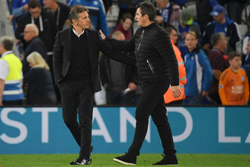 Joey Barton Leicester City vs. Fleetwood Town - Carabao Cup Second Round