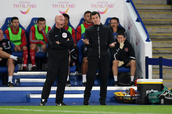 Leicester City vs. Fleetwood Town - Carabao Cup Second Round