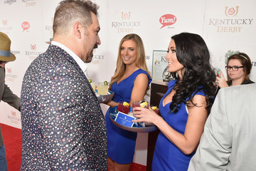 Joey Fatone The Grey Goose Lounge at the 141st Running of the Kentucky Derby