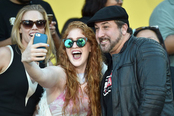 Joey Fatone Premiere of Sony's 'Sausage Party' - Arrivals