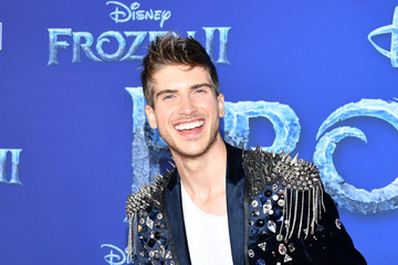 Joey Graceffa Premiere Of Disney's 'Frozen 2' - Arrivals