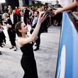 Joey King 26th Annual Screen Actors Guild Awards - Fan Bleachers