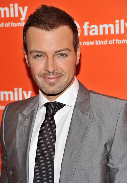 Joey Lawrence Actor Joey Lawrence attends the 2011 ABC Upfront Presentation at Beauty & Essex on March 10, 2011 in New York City.