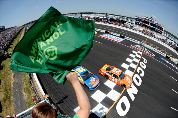 Joey Logano Pictures Pocono 400 Presented By Nascar