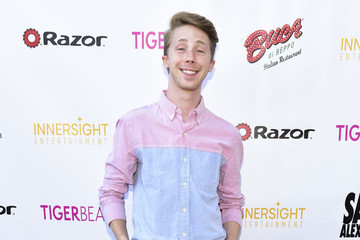 Joey Luthman The Sage Launch Party Co-Hosted By Tiger Beat - Arrivals