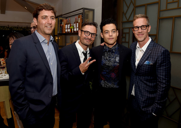 Premiere Of Bleecker Street Media's 'Papillon' - After Party
