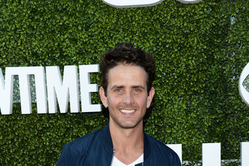 Joey McIntyre CBS, CW, Showtime Summer TCA Party - Arrivals
