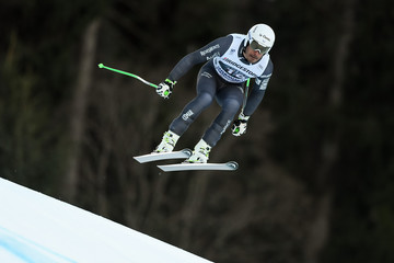 Johan Clarey Audi FIS Alpine Ski World Cup - Men's Downhill