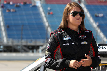 Johanna Long Chicagoland Speedway - Day 2