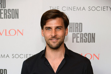 Johannes Huebl 'Third Person' Screening in NYC