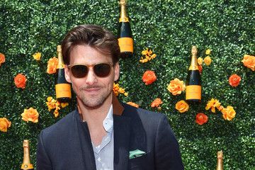 Johannes Huebl The Eighth-Annual Veuve Clicquot Polo Classic - Red Carpet Arrivals