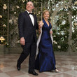 John Bel Edwards Trump And First Lady Hosts State Dinner For French President Macron And Mrs. Macron