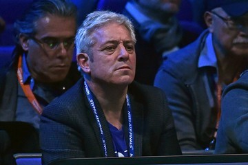 John Bercow Day Five - Nitto ATP World Tour Finals
