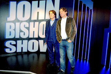 John Bishop John Bishop Unveils His New Wax Figure at Madame Tussauds Blackpool