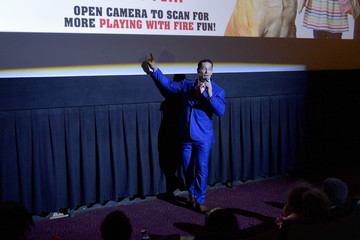 "John Cena Paramount Pictures' ""Playing with Fire"" US Premiere"