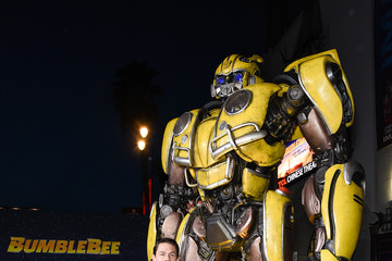 John Cena Premiere Of Paramount Pictures' 'Bumblebee' - Red Carpet