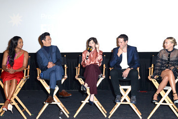 John Cho LA Film Festival World Premiere Gala Screening Of 'THE OATH''