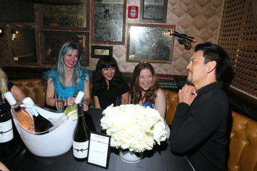 John Cho 2017 Tribeca Film Festival After Party for 'Literally, Right Before Aaron'