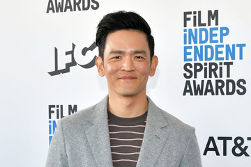 John Cho 2019 Film Independent Spirit Awards  - Red Carpet