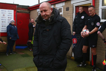 John Coleman Accrington Stanley v Luton Town - The Emirates FA Cup Third Round
