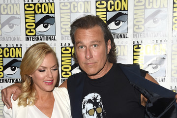 John Corbett FX's 'Sex&Drugs&Rock&Roll' Press Line at Comic-Con International 2015