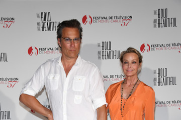 John Corbett 'The Bold and the Beautiful' 30th Years Anniversary - 57th Monte Carlo TV Festival : Day 3