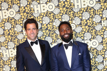 John David Washington HBO's Post 2016 Golden Globe Awards Party - Arrivals