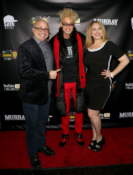 Murray SawChuck 1 Million YouTube Subscriber Red Carpet Golden Tiki