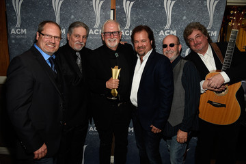 John Dittrich 9th Annual ACM Honors - Backstage and Audience