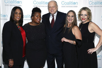 John Doman The Coalition Against Trafficking In Women 2018 Gala: Celebrating 30 Years