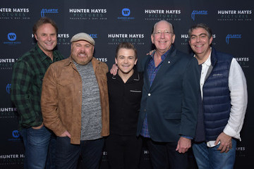 John Esposito Hunter Hayes 'Pictures' Exclusive Video Premiere Event