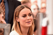 Actress Brie Larson attends a ceremony honoring John Goodman with the 2,604th Star on The Hollywood Walk of Fame on March 10, 2017 in Hollywood, California.