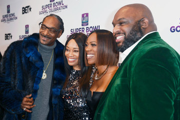 John Gray BET Presents 19th Annual Super Bowl Gospel Celebration - Arrivals