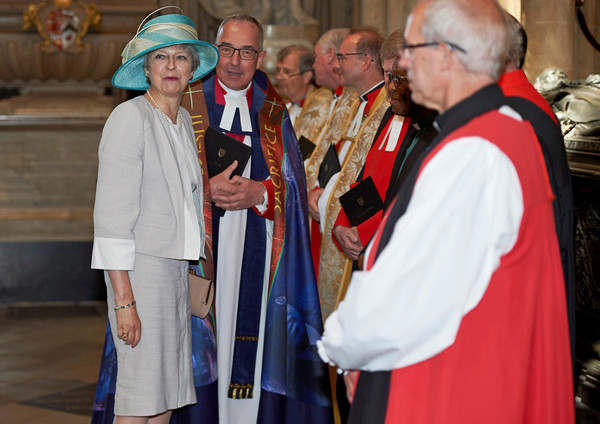 Westminster Abbey Service Celebrates The Arrival Of The Windrush Generation 70 Years Ago Today