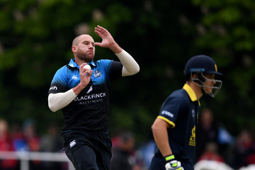 John Hastings Worcestershire v Warwickshire - Royal London One-Day Cup