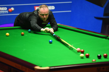 John Higgins World Snooker Championship - Day Fourteen