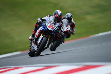 John Hopkins British Superbike Championship - Brands Hatch