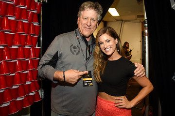 John Huie 2016 iHeartCountry Festival at the Frank Erwin Center - Backstage