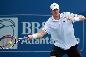 John Isner BB&T Atlanta Open - Day 5