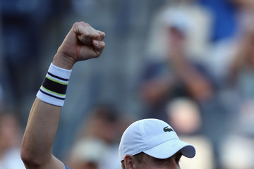 John Isner BNP Paribas Open: Day 12