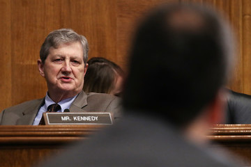John Kennedy Senate Judiciary Committee Holds Hearing On EB-5 Investor Visa Program