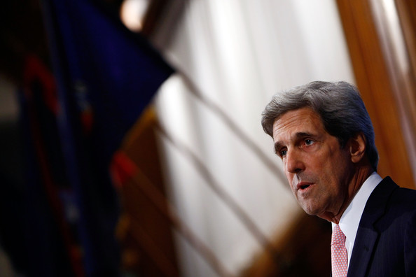 Sen. John Kerry Discusses Partnership With China On Climate Change []