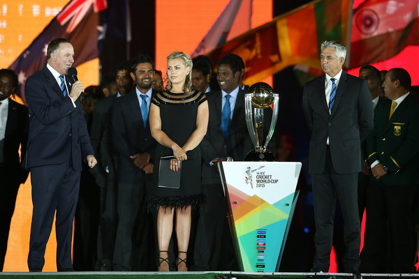 ICC 2015 Cricket World Cup Opening Ceremony