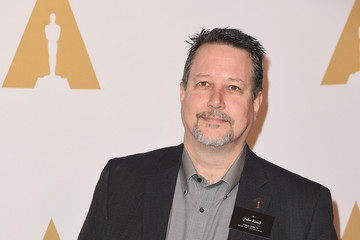 John Knoll 89th Annual Academy Awards Nominee Luncheon - Arrivals