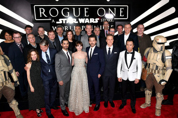 John Knoll The World Premiere of 'Rogue One: A Star Wars Story'